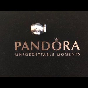 Pandora airplane charm retired